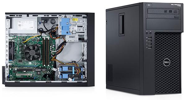 Nové počítače Dell Precision T1700