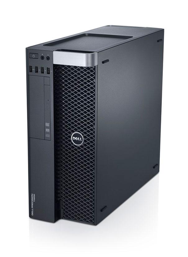 Nové počítače Dell Precision T3600