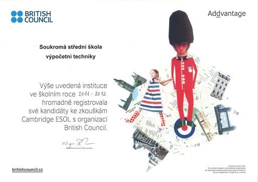 BC Certificate